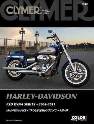 Clymer Harley-davidson Fxd Dyna Series 2006-2011 By Scott, Ed