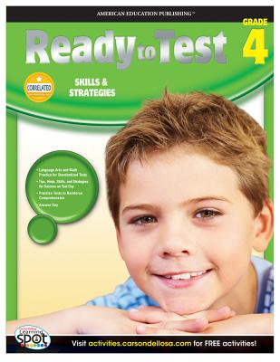Ready to Test, Grade 4 By American Education Publishing (COR)